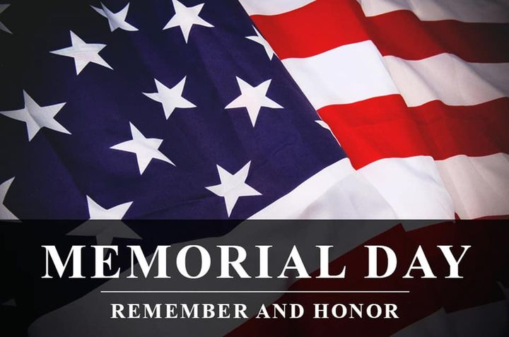 Tennessee Ag will be closed Monday in honor of Memorial Day. Let us never forget.