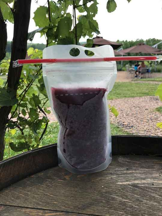 When it's HOT, HOT, HOT our Wine Slushies are COLD, COLD, COLD! The perfect way to beat the heat!#chrysalisvineyards #vi...