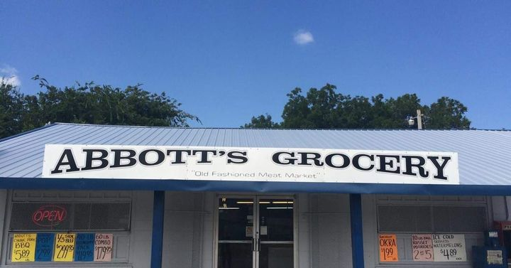 Abbotts Grocery normal business hours are Monday thru Sat 7:00 AM to 6:00PM.Due upcoming weather we may open later and c...