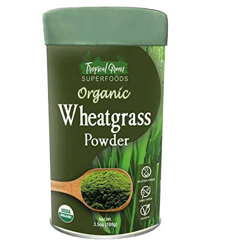 Wheatgrass powder is considered to be a natural liver cleanser and detoxifier. It acts as an antioxidant and thus reduce...