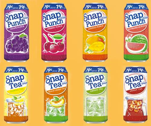 $0.79pc plus tax orCase of 24 $14 No Tax!!!!!!mix or match any flavorCash, credit, or debit accepted